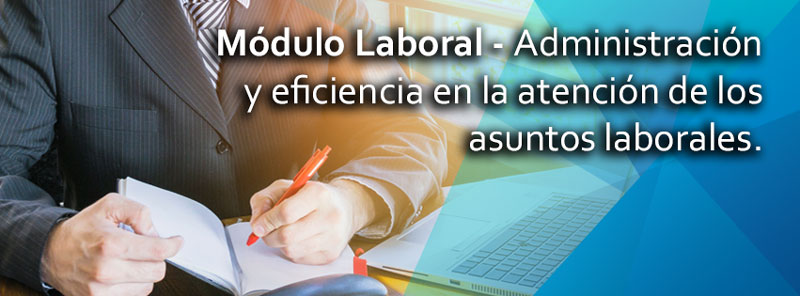 Módulo Laboral - Legal Tracking